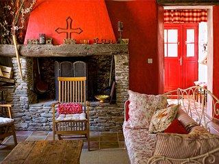 Chez Tante Sophie : une maison authentique en Cévennes, 4 Clévacances