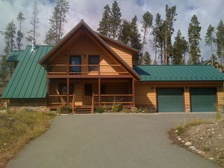 Majestic Mountain Home, Grand Lake