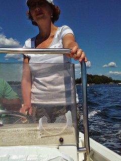 Boating in ocean nearby is fantastic!