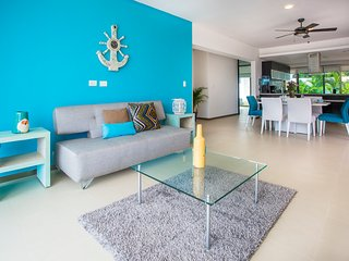 Acacia 101, 2 bedrooms at few steps from the beach, Playa Paraíso