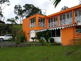 HABITATION LE SINAÏ  Saint- Joseph Martinique
