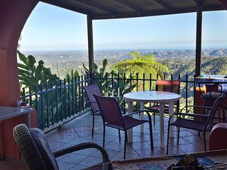 Casa Buena Vista located high in the  central  mountains of Puerto Rico, Utuado