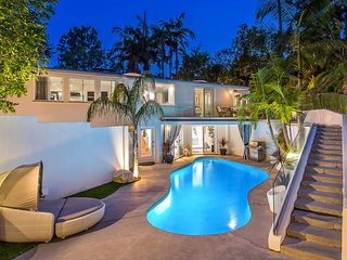 3 Bedroom 3 Bath, 2 story Beverly Hills Modern Home w/ Media Room & Fireplace