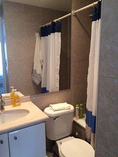 Bathroom 4th floor
