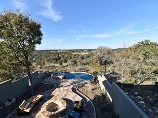 Relax and Enjoy the Views of the Hill Country High Above the Guadalupe River, Spring Branch
