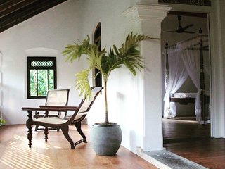 Agwe - 5 minutes to the beach, antique house, ensuite rooms nr Galle & Hikkaduwa