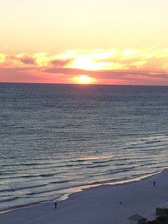 Amazing Sunset on the Beach make sure you witness these specular sunsets while you're in Florida.