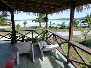 Affordable Home with the best beach and views on Aitutaki!