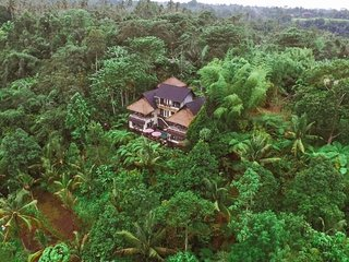 Hillside Eden Bali - Private Jungle Estate - Stunning Service & Views, Ubud