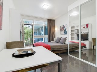 Studio Apartment - Sussex St, North Adelaide, Adelaida