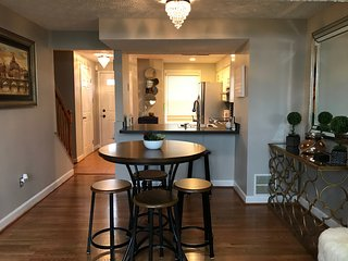 Contemporary, Luxurious & Artsy 3 Level Arlington Home Only 10 Minutes to DC
