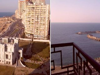 Alexandria Apartment Beach View