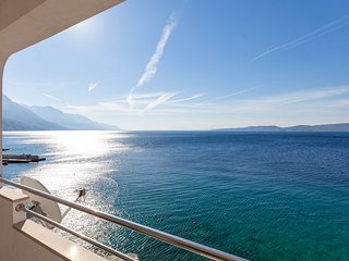 Apartments Nena - Standard One Bedroom Apartment with Balcony and Sea View (A4)