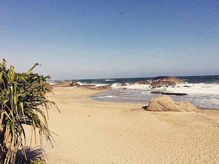 Kirinda Beach (Back Garden)!