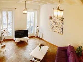 Apartment - 5 km from the beach, Marseille