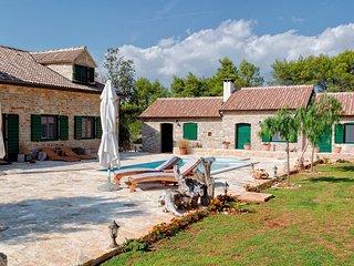 Charming secluded Villa mansion on island Hvar