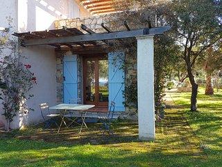 Gîte Libecciu à casadiventi Lumio