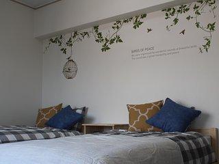 Umeda Fukushima Clean, Convinient Apartment