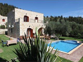 Villa Zonera Nikos, Vryses