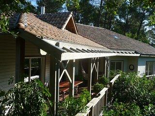 Villa au Golf de Biscarrosse entre Lac et Océan