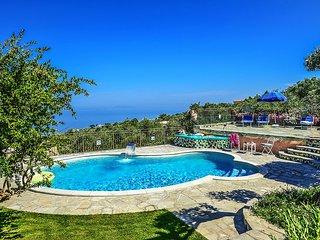 Villa Marzia, Sant'Agata sui Due Golfi