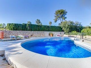 Villa con vista al mar, A/C y piscina! Ref. 177936