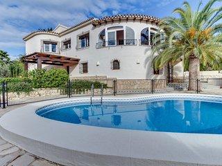 Villa Omecalli El Portet, Villa con Vistas al Mar