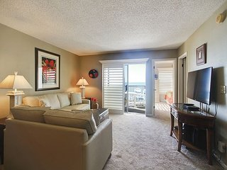 Caprice #407 - Beautiful 2 bedroom condo overlooking the Gulf!, Saint Pete Beach