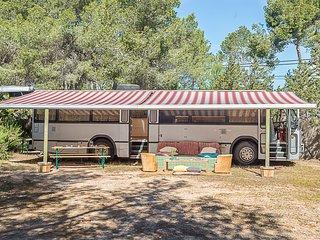LaBassaBus,...Bus omgebouwd tot luxe camper!, Cala Tarida
