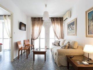 Acogedor y luminoso Apartamento en pleno centro histórico de Sevilla