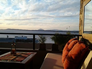 Apartamento con increible vista al mar y a los famosos atardeceres de P Ballena, Punta Ballena