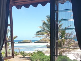 Charming Beach Apartment w/ staff, Watamu