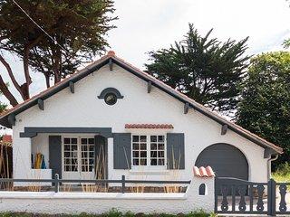 jolie maison modernisée proche plage et marché