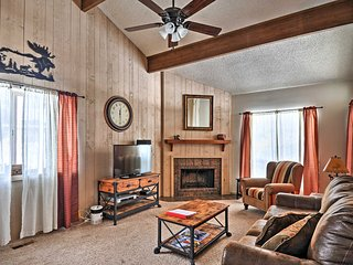 Newly Renovated 2BR+Loft Pagosa Springs Condo