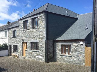Holiday home/farmhouse rental near Tintagel, Delabole