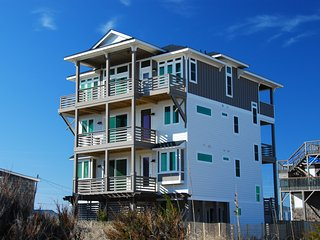 Ocean Retreat, Brand New,6 Bedroom, Stunning Views