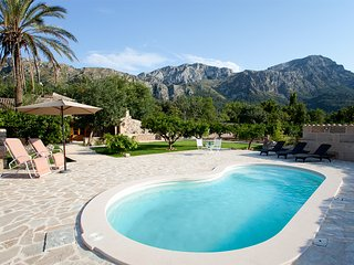 Can Pintat - Peaceful Villa in Pollensa son March
