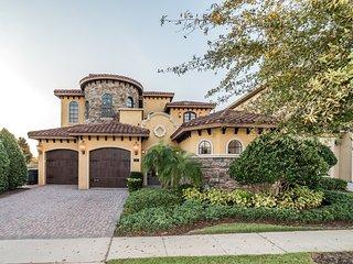 Luxury 6 bedroom estate home - PLC7843, Kissimmee