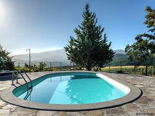 Rosa Apartament with pool, Poggio Rineschi,Maremma