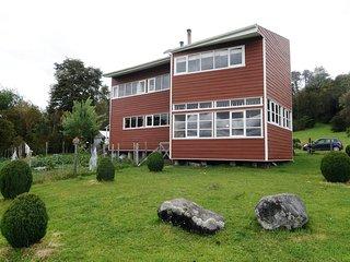 Casa Pindal Isla Lemuy 4 Habitaciones, Isla de Chiloé