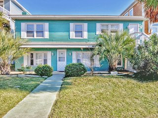 Sunkissed - 5 Bedroom Oceanfront House, Carolina Beach