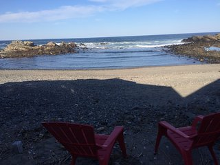 Perkins Cove Oceanfront Cottage