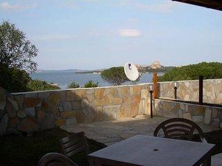 Vista sul golfo della maddalena, Baia Sardinia