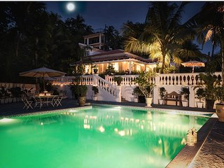 6 bedroom luxury villa South Goa