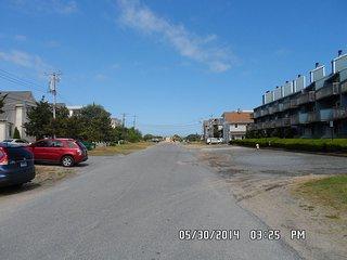 Half block to beach