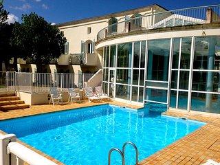 Palais des Gouverneurs studio piscine jardin sauna salle de sport