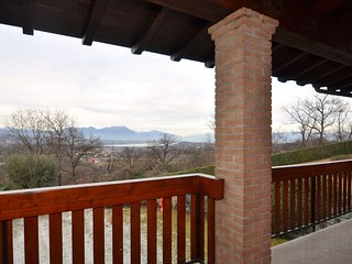 Villa Garden, private heated pool, air conditioning in all the rooms and loft.