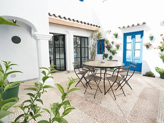 Casa Juderia a five ensuite bedroom patio house in the historic quarter of Vejer