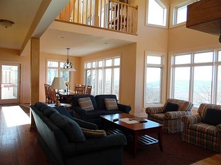 Satori Offers Stunning Views of the Canaan Valley Below at Timberline!