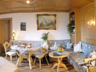 Feriendomizil St. Ulrich - Ferienwohnung KARWENDEL *** - Alpenwelt Karwndel, Krun